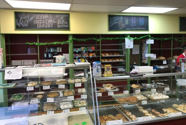 Bakery retail
