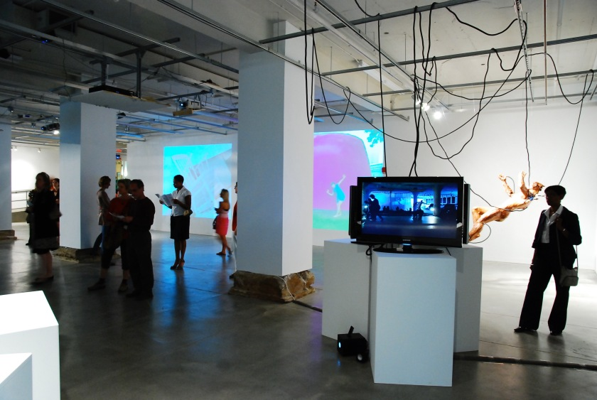 Large View of Installation