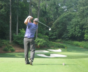 use M golf shot