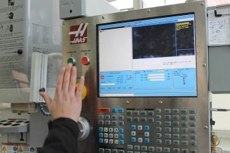 use T Mitchell cnc controls