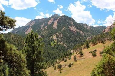 use W Boulder Colo