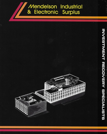 MECI brochure, Page 1