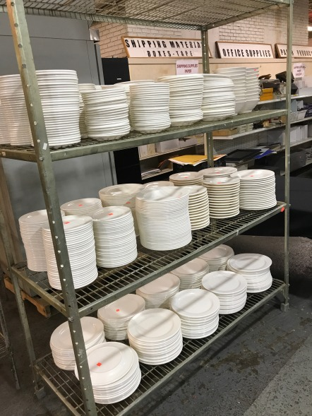 Restaurant dishes