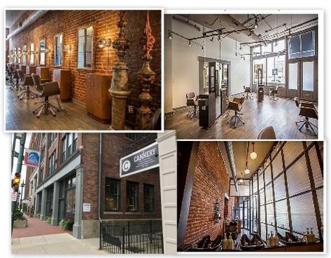 Use Sq1 Dayton interior collage