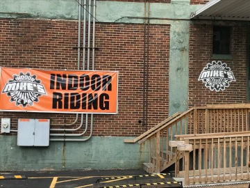 use Mikes Bike Park entrance