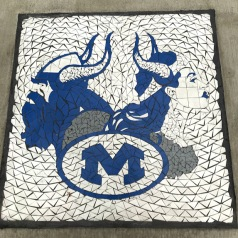 use sidewalk mosaic.b