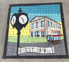 use sidewalk mosaic c